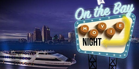 Dinner & A Movie on the Bay -  Goonies tickets