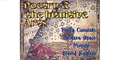 Poetry & the Intuitive Arts: Astrology, Labyrinths, the I Ching, & Tarot tickets