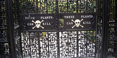The Darker Side of Plants - Permission to Poison – The Alnwick Garden tickets