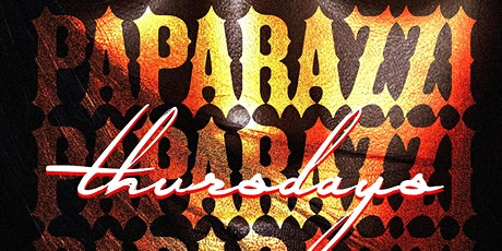 PAPARAZZI THURSDAYS HOSTED BY #GQEVENT tickets