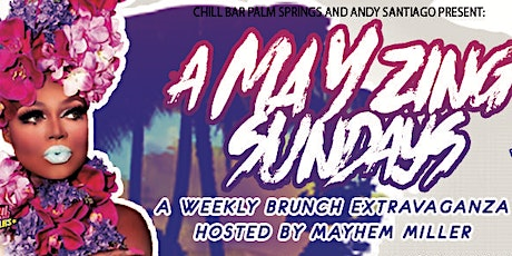 A MAY Zing Sundays tickets