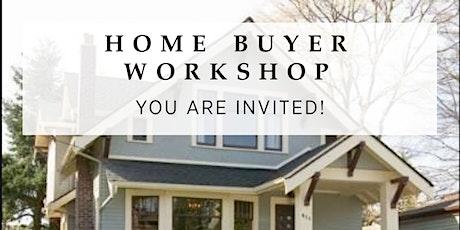 Home Buyer Work Shop tickets