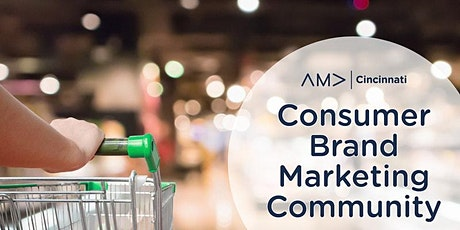 Consumer Brand Marketing Community tickets