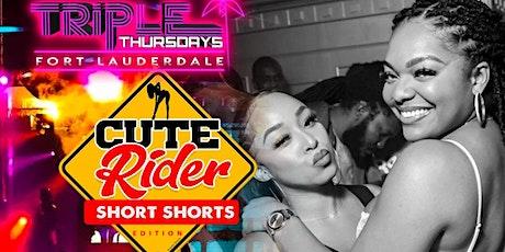 Triple Thursdays Florida - This & Every Thursday tickets