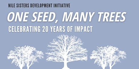 One Seed, Many Trees: Celebrating 20 Years tickets