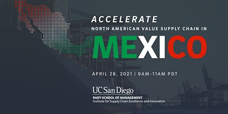 Accelerate North American Value Supply Chain in Mexico tickets