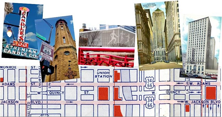 TAKE A WALK on the 66 Side || Chicago Downtown Tour WEST image