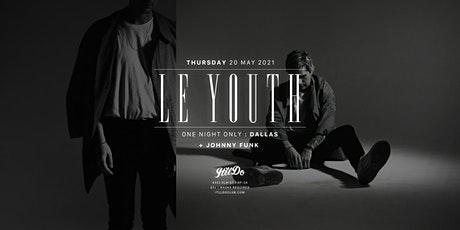 Le Youth at It'll Do Club tickets