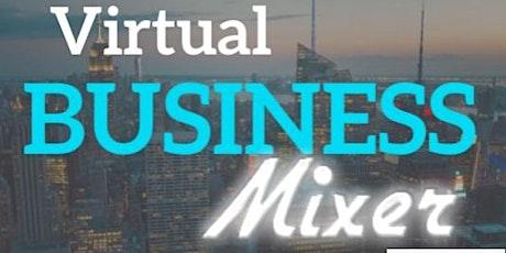 Virtual Business Mixer tickets