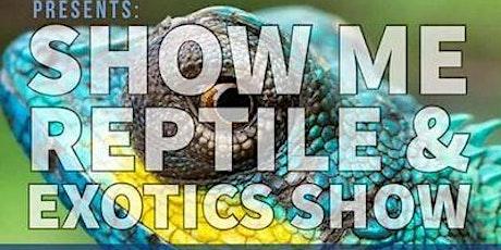 Show Me Reptile & Exotics Show (New England) tickets