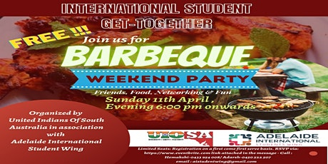 Free Barbecue festival for International students tickets
