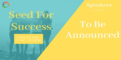 Seed For Success tickets