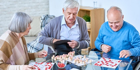 Bingo sessions (Stanwell, ages 50+) tickets