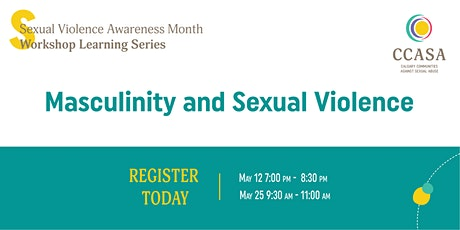 Masculinity and Sexual Violence tickets