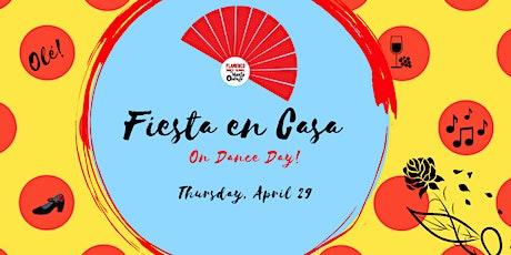 Fiesta en Casa for International Dance Day! tickets