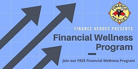 Financial Wellness Program tickets