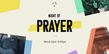 Night of Prayer - April Edition tickets