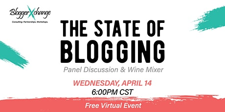 The State of Blogging: Panel Discussion & Mixer tickets
