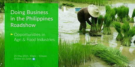 DCCP Doing Business in the Philippines Roadshow - Session 2 Tickets