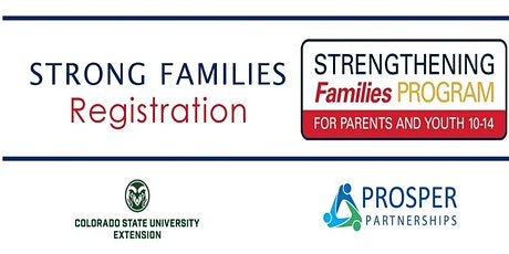 Strengthening Families Program tickets