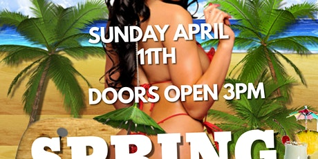 WET LOUNGE SPRING BASH !!!! tickets