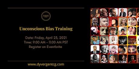 Workshop: Unconscious Bias tickets