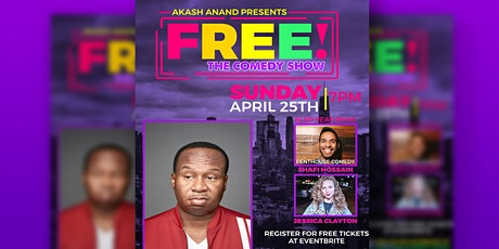 Free comedy show with comedians from The Daily Show tickets