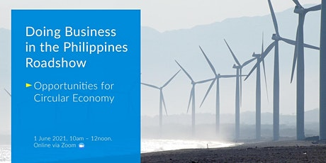 DCCP Doing Business in the Philippines Roadshow - Session 4 tickets