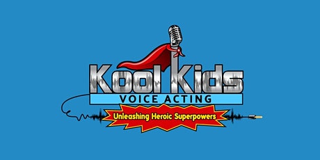 Drop-In Voiceover Workout For Kids - Ages 7 to 16 tickets