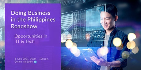 DCCP Doing Business in the Philippines Roadshow - Session 5 tickets