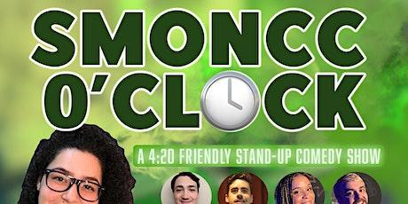 Stand-Up Comedy Show - Smoncc O'Clock tickets