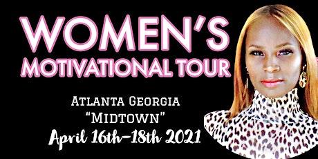 Women's Motivational Tour Atlanta Georgia tickets