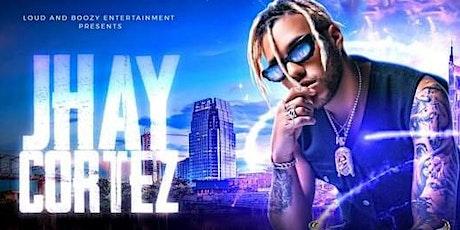 Jhay Cortez La Presión en Nashville tickets