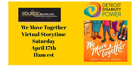 We Move Together Storytime tickets