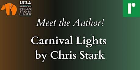 Meet the Author! Chris Stark tickets