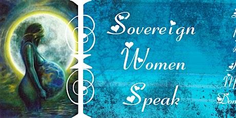 Sovereign Women Speak tickets