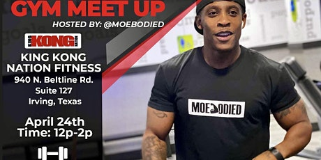 Open Gym Meet Up hosted by Moebodied tickets