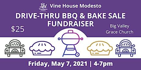 Vine House Modesto's DRIVE THRU TRI TIP BBQ AND BAKE SALE Fundraiser tickets