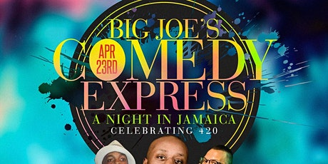 Big Joe Comedy Express  DJ Bobby Trends Live At Baablek Lounge tickets