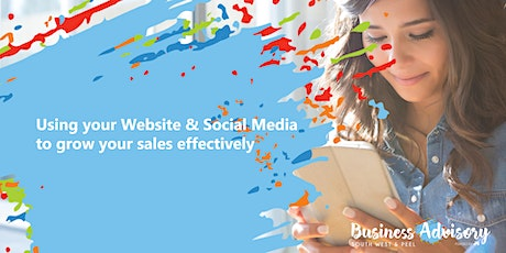 Using your Website & Social Media to grow your business tickets