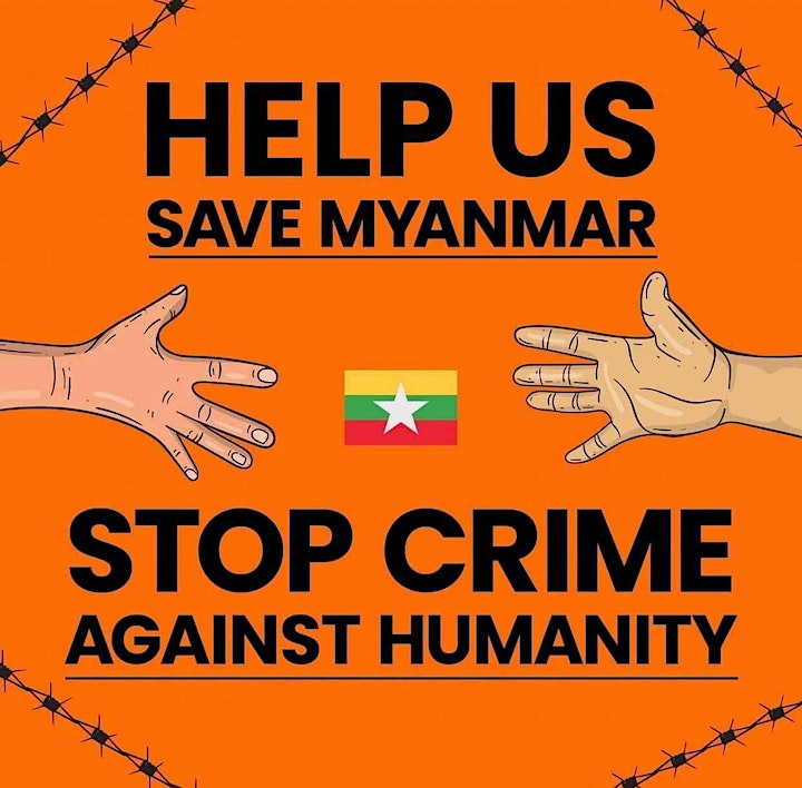 Stand with Myanmar image