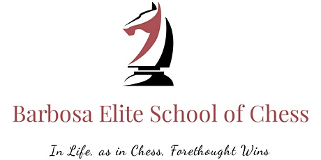 Barbosa Elite School of Chess Virtual Summer Camp 2021 tickets