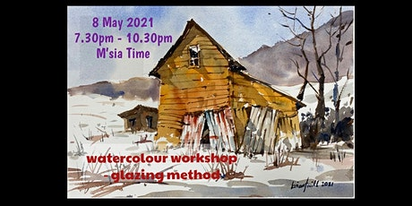 Watercolour Workshop - Glazing Method tickets