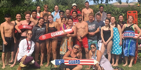 Redwood City Fun 2-Day Red Cross Lifeguard Training -Blended Learning tickets