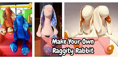 Make Your Own Raggity Rabbit tickets