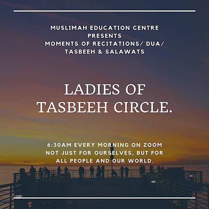 Ladies of Tasbeeh & Quran Ramadan Gathering image