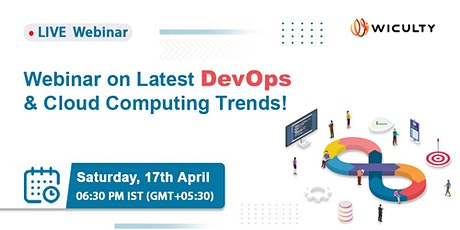 Webinar on Latest DevOps & Cloud Computing Trends | Demo Session tickets