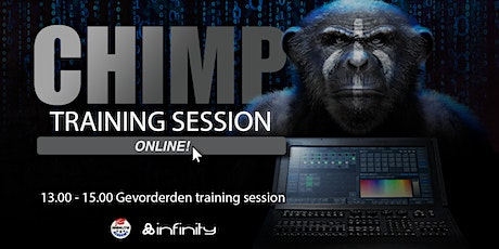Chimp Online Training Nederlands – Gevorderden tickets