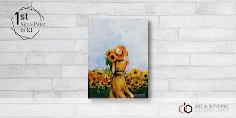 Sip & Paint Night : Sunflower Love tickets