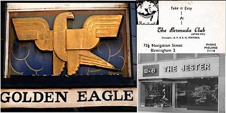 Lost pubs of Birmingham city centre Evening walk tickets